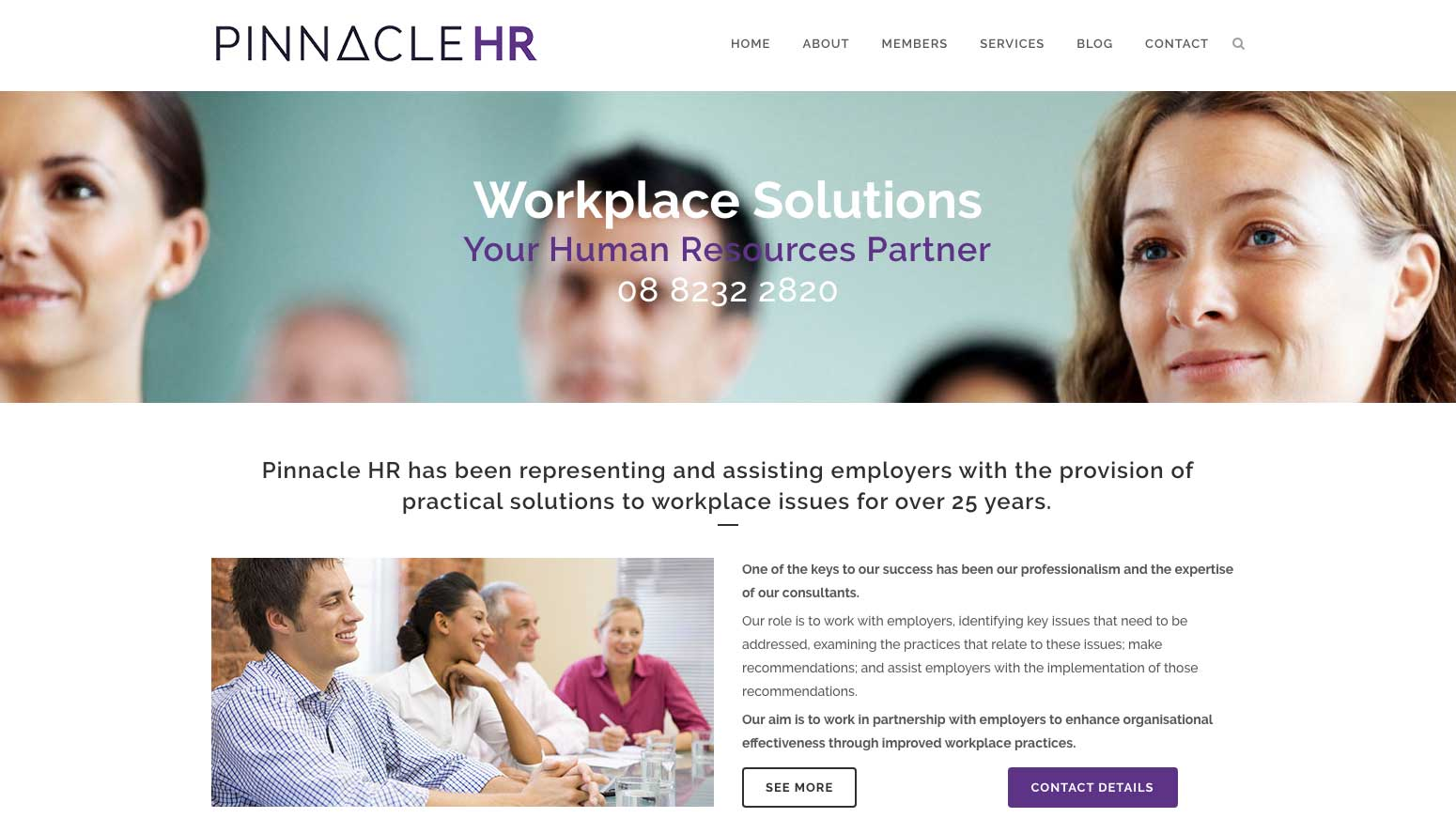 Pinnacle HR